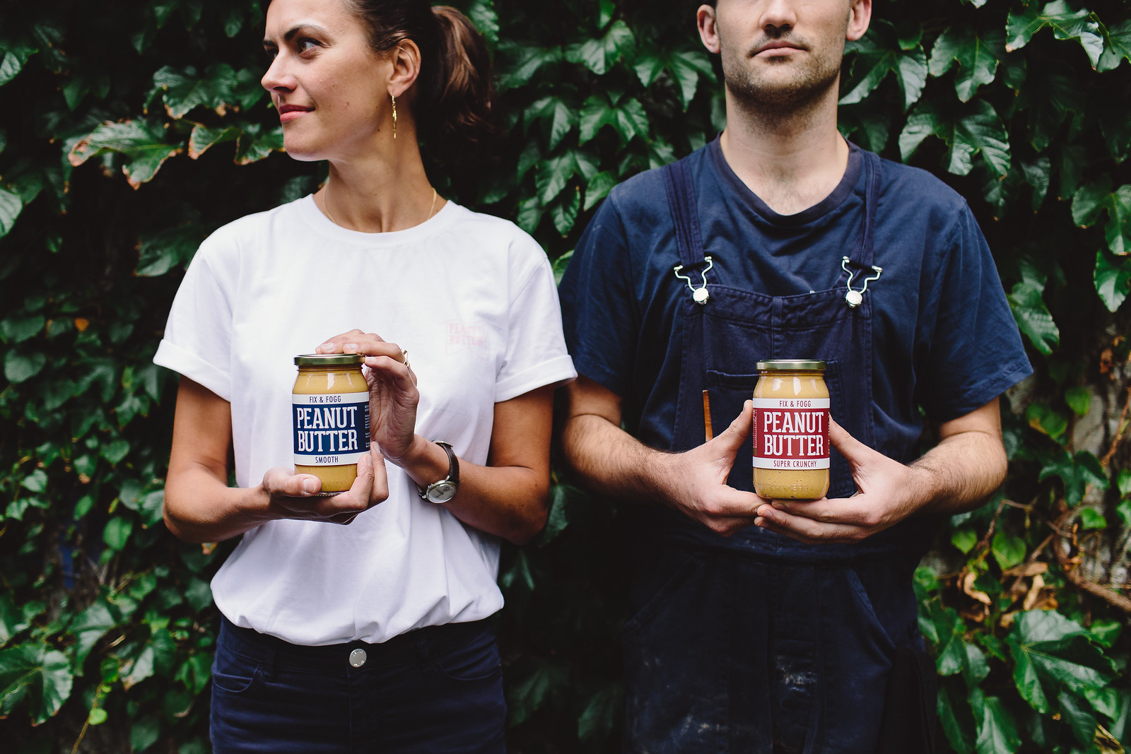 Fix & Fogg healthy peanut butter
