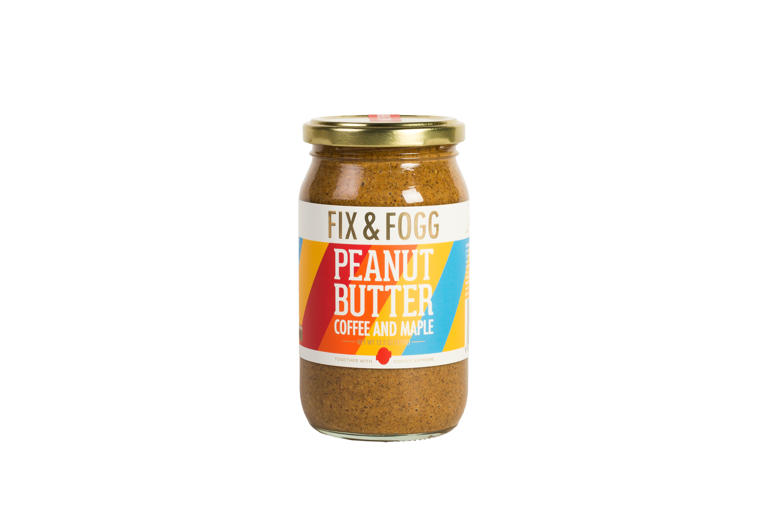 Coffee and Maple peanut butter -