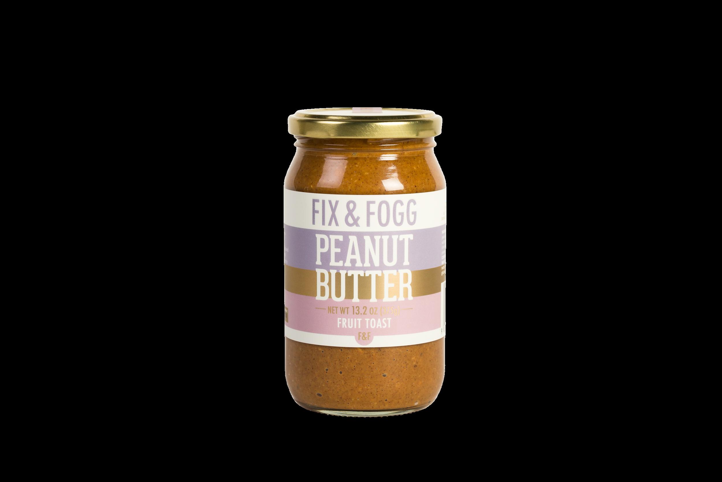 Fruit Toast peanut butter -