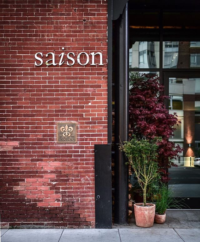 10 years. In the timeline of life a decade feels short, but it's a significant milestone in the life of a restaurant and Saison celebrates its 10th anniversary this summer. As it moves in to its next iteration with my friend and fellow chef Laurent Gras behind the wheel, I'd like to take this opportunity to thank everyone who helped it become what it is today. ⠀⠀ To all the team – past and present – cooks, waitstaff, managers, cleaning crew, bartenders, sommeliers, porters, polishers, and partners. Auntie Eti - who has been there from the first day - we wouldn't be where we are today without you and we love you. To all of the farmers, fishermen, growers and gatherers who are up before the crack of dawn each day and whose commitment to quality enables us to put only the best on our plates, and the artisans and craftspeople who create the canvas on which we serve our food – a million times, thank you. And to everyone who has ever dined at Saison, thank you for allowing us to serve you.  As I pass the baton of Saison to Laurent, I want to express my deepest gratitude to all who walked through the doors over the last 10 years. I'll see you in the woods.