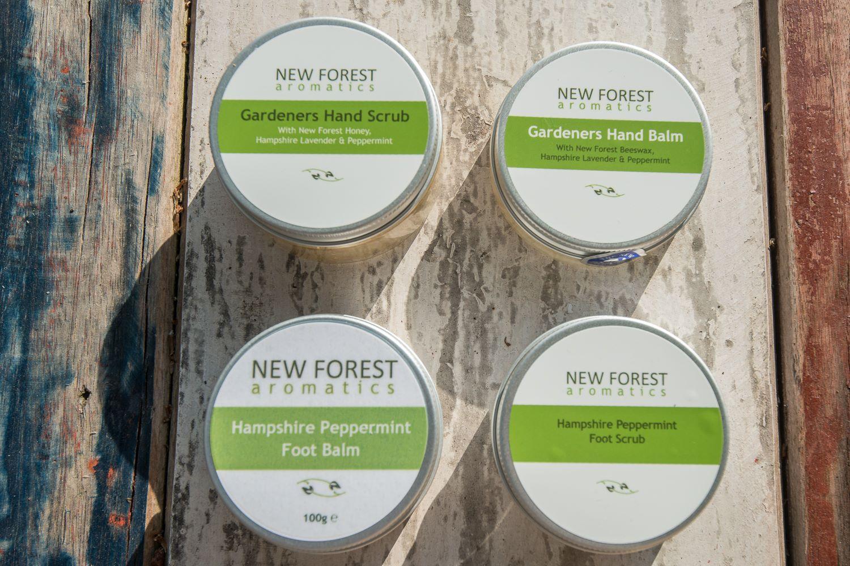 Visit New Forest Aromotics Website >