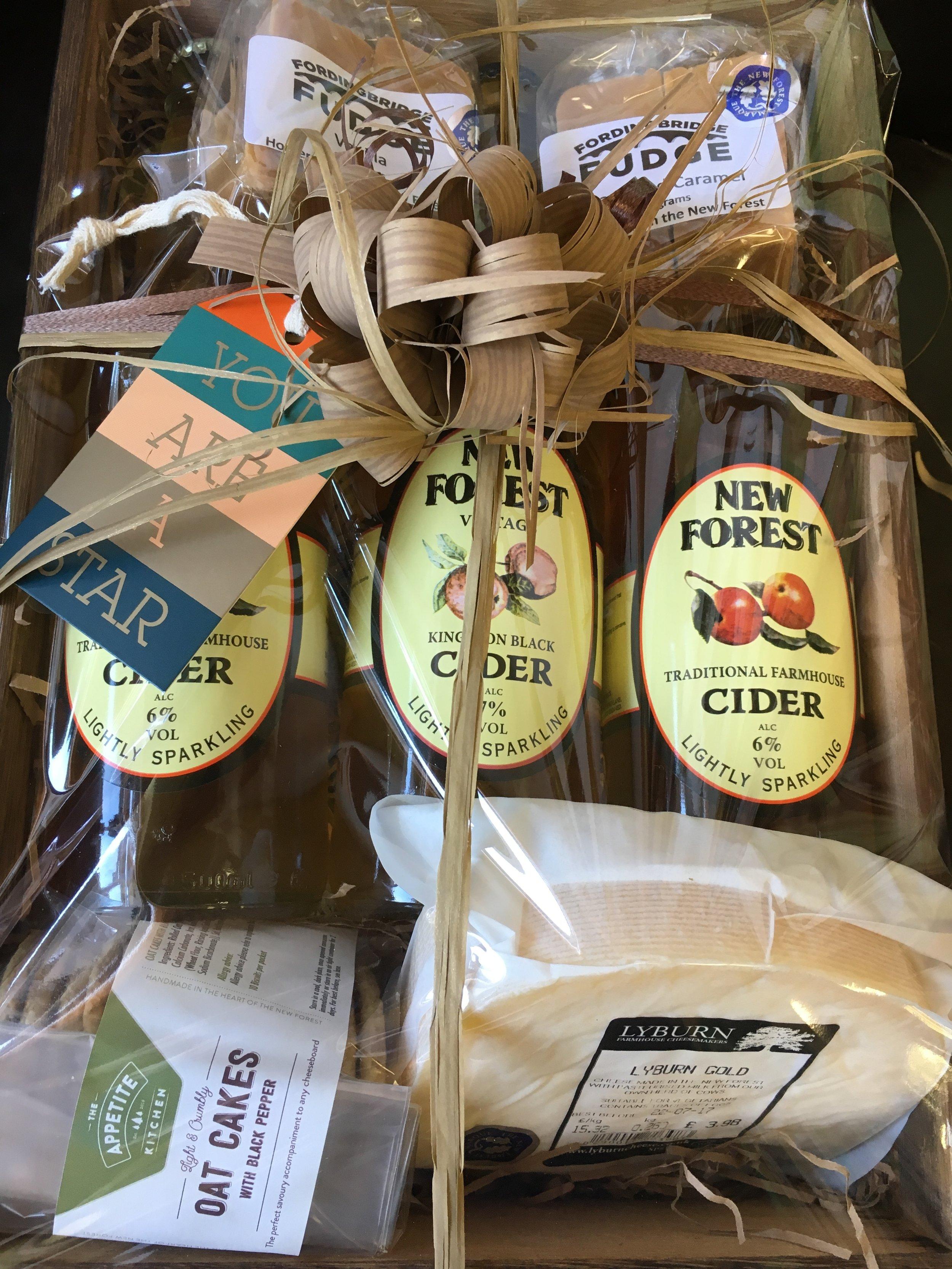 Visit New Forest Cider's Website >
