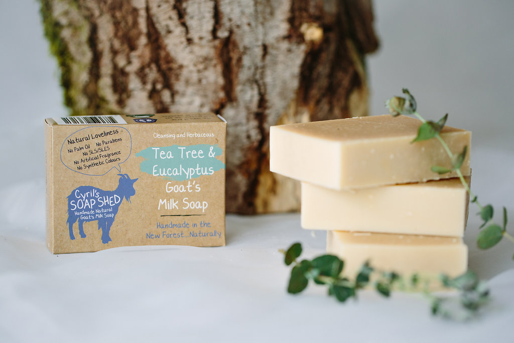 Visit Cycril's Soap Shed's Website >