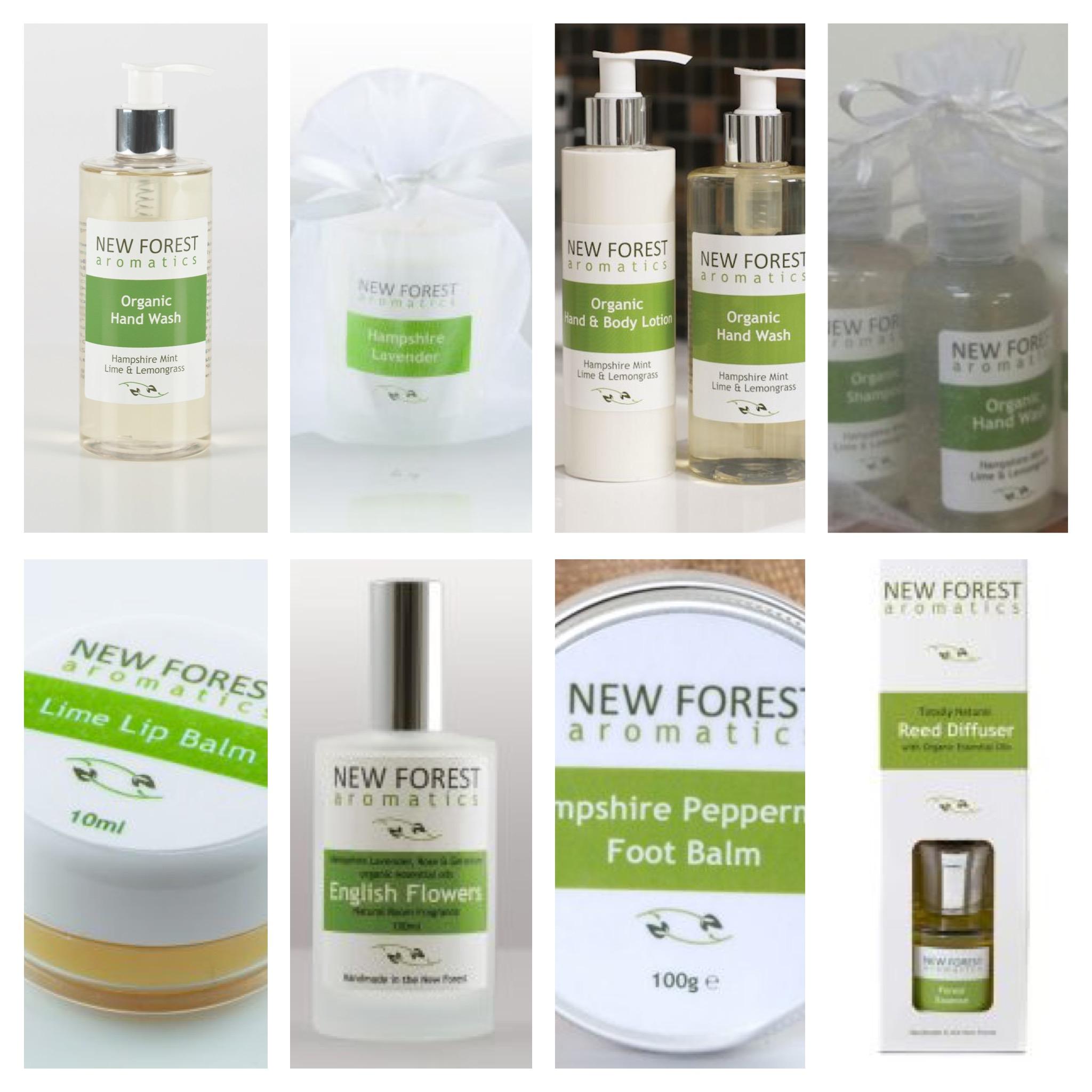 New Forest Aromatics