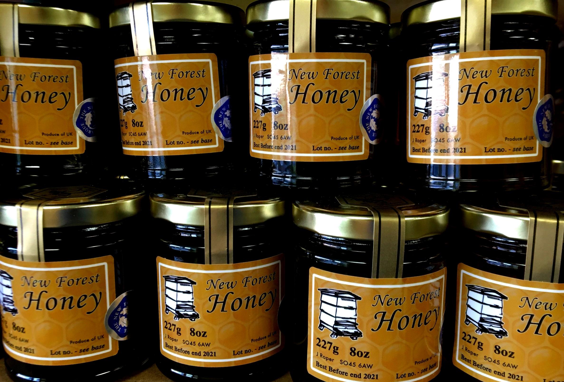 New Forest Honey