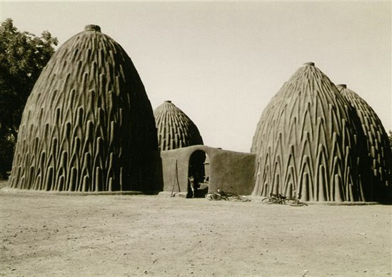 Musgum huts in Northern Cameroon, the West could never 🙏🏾