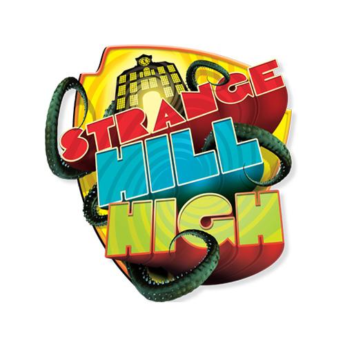 Strange Hill High Series 2 - CBBC, 2013-14