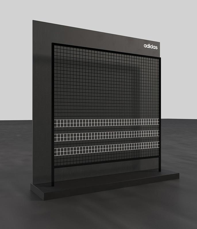 Adidas Adidas 240mm Panel mix mesh.jpg
