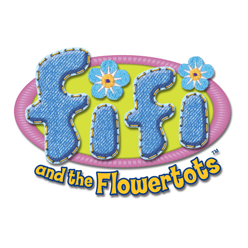 Fifi and the Flowertots HD - Channel 5, Nickelodeon