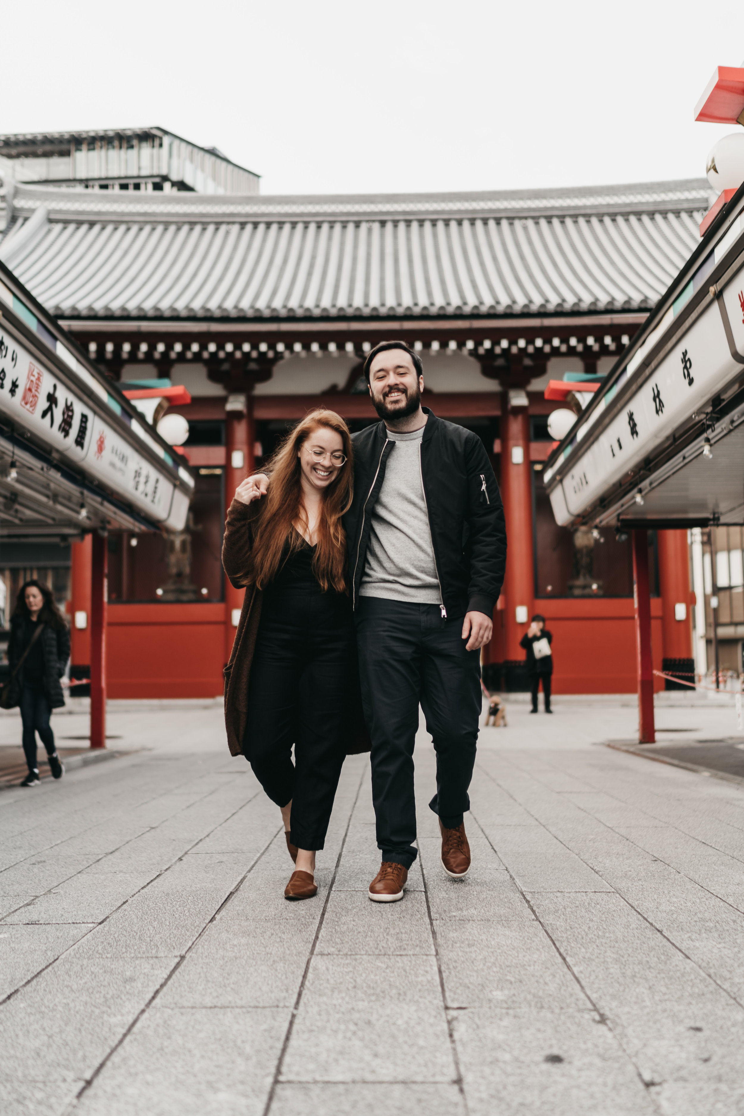 Spargers in Tokyo - Travel/Couple