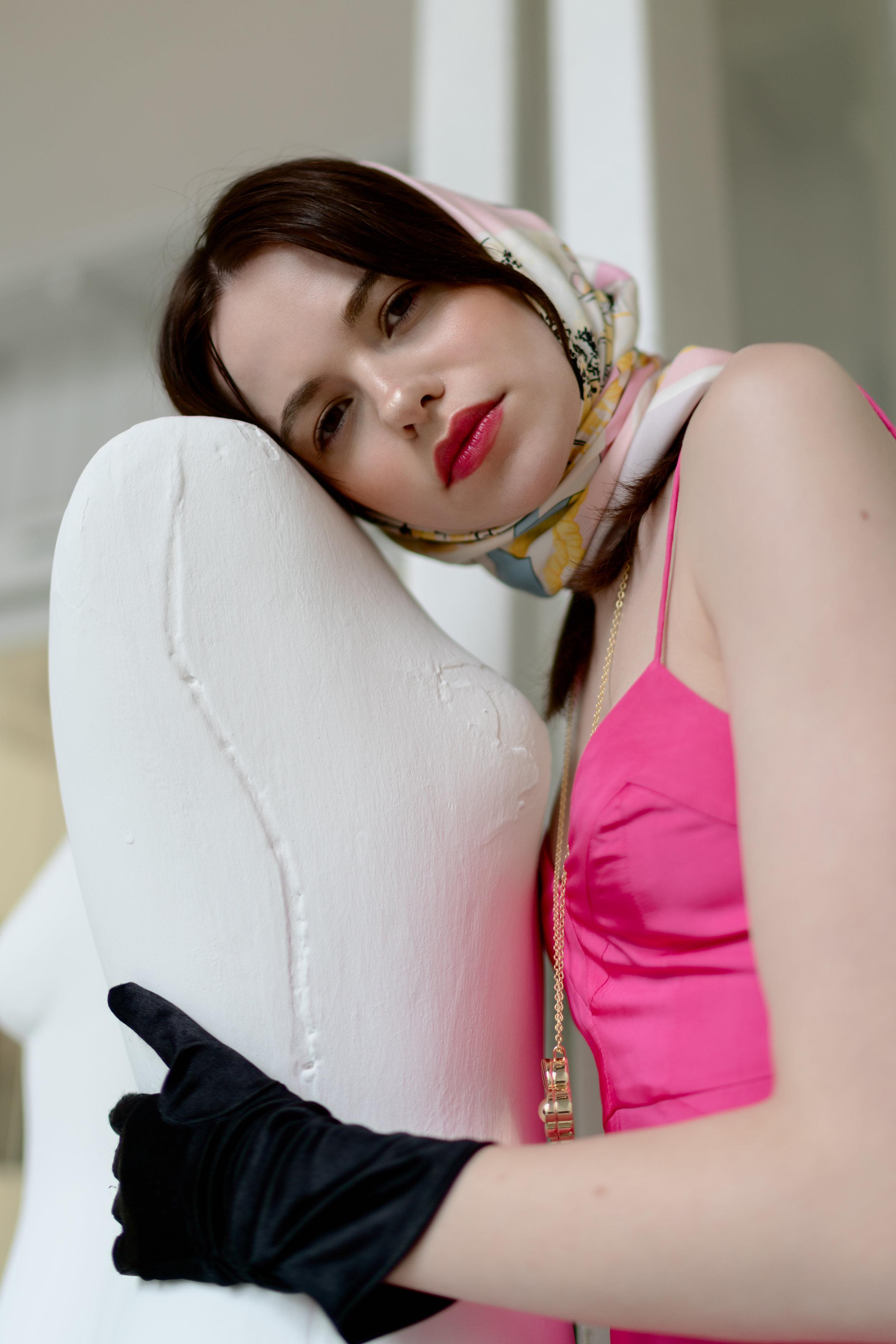 Summer Haze(coming soon) - Model: Nathalia UrsaStylist: Ridha ErmayHmau: Satomi Iino