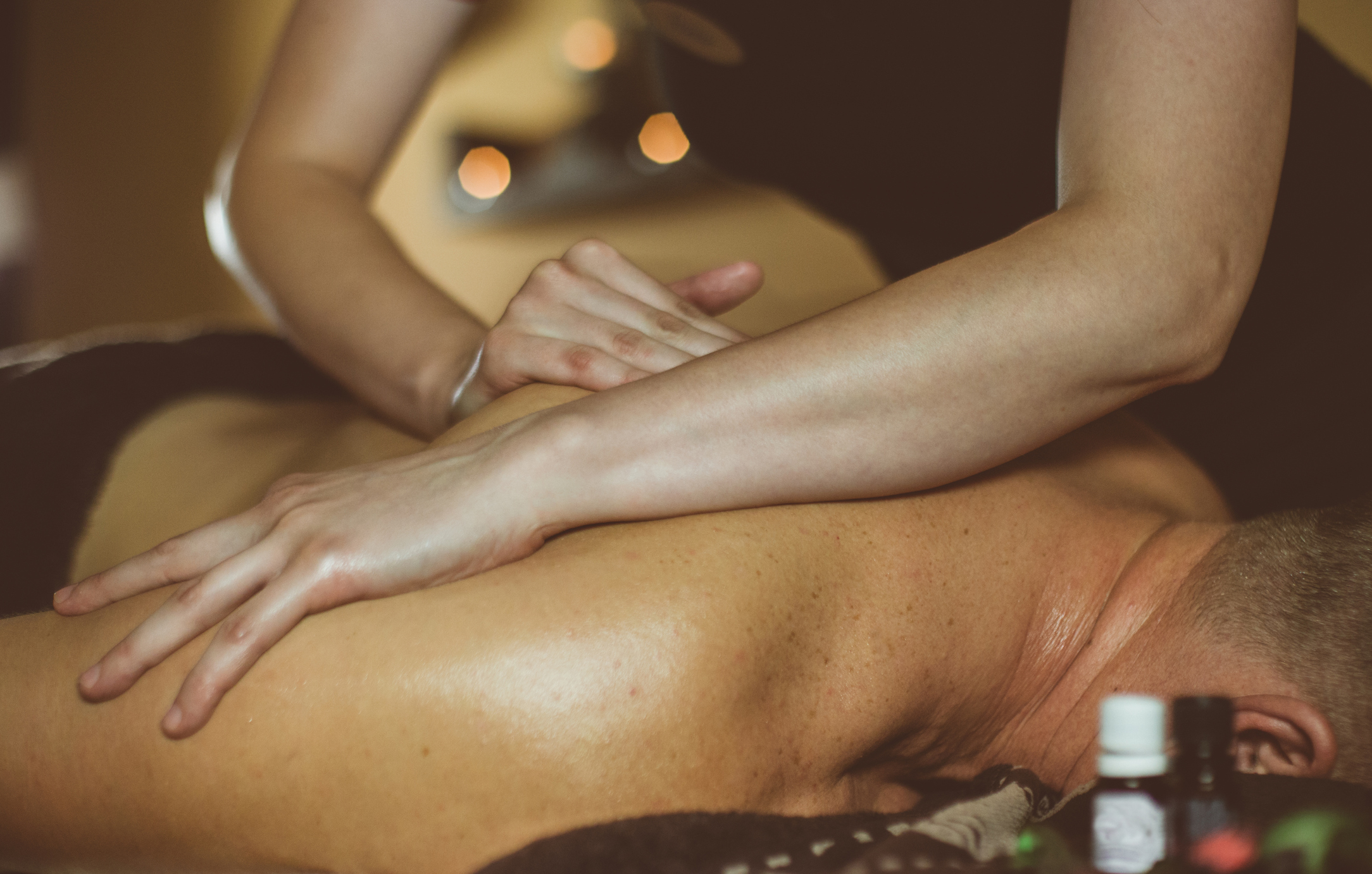 Sixty Minute Integrative Therapeutic Massage $75 -