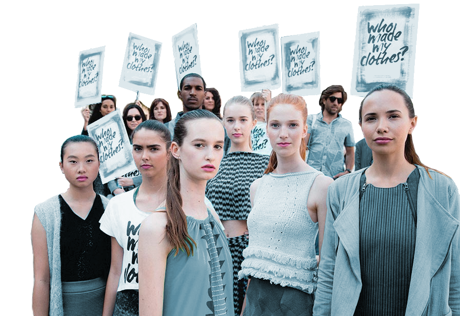 Because consumer awareness is growing and sustainable fashion options are emerging - LEARN MORE