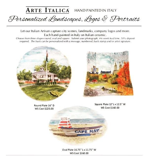 Gorgeous and truly unique. Contact us for more info. #madeinitaly #ceramics #uniquegifts #handmade #corporategifts #corporateevents #brandambassador #workinggoodsarteitalica #customgifts