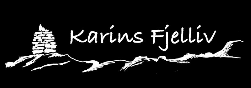 Logga svart, Karins fjelliv.png