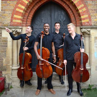 London Cello Quartet