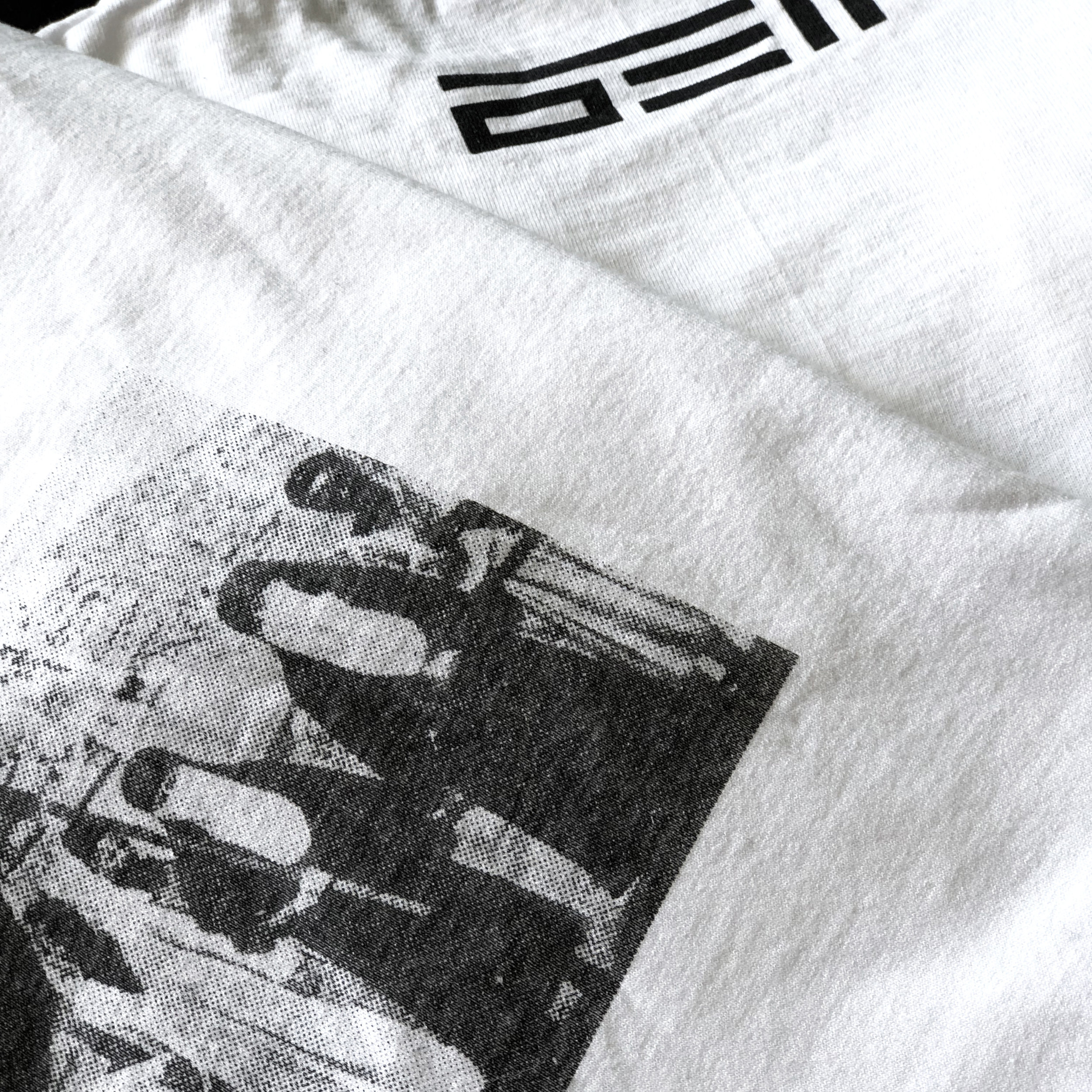ZOETROPE T-SHIRT   (WHITE)