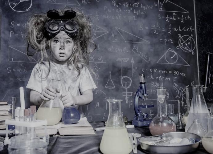 Lebenslanges Lernen bedeutet neugieriges, mutiges und kontinuierliches Fragen, Forschen und Experimentieren.