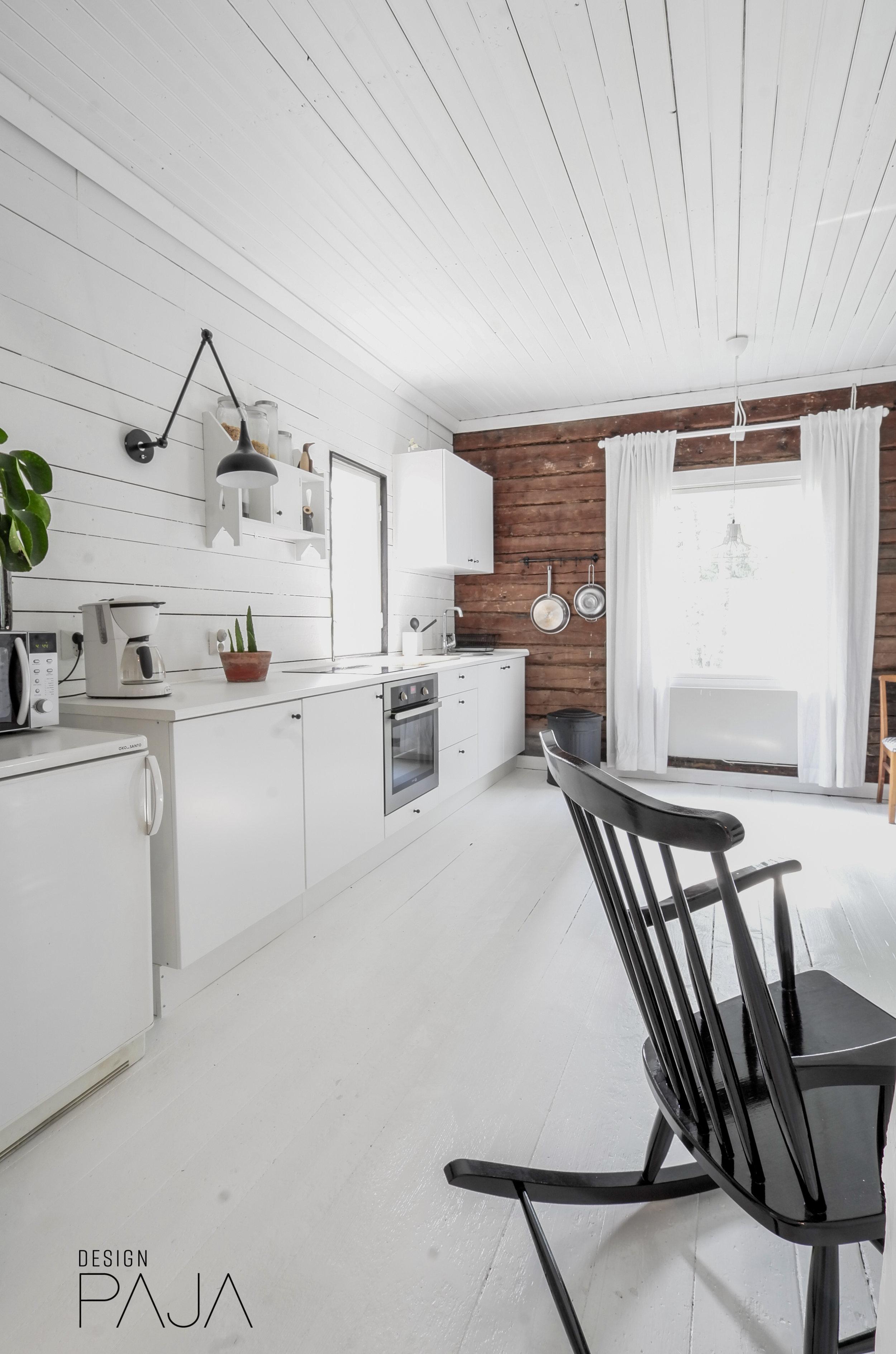 Copy of - uusittu valkoinen keittiö -