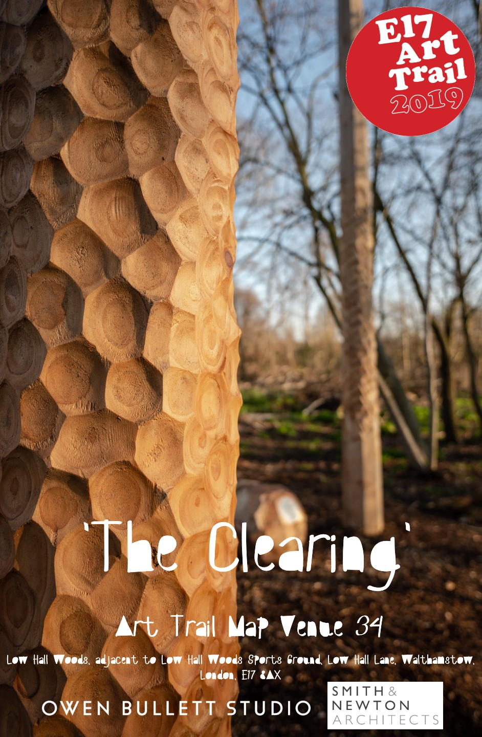 E17 Arts Trail - The Clearing Poster.jpg