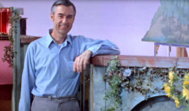 What the World Needs Now is Mr. Rogers