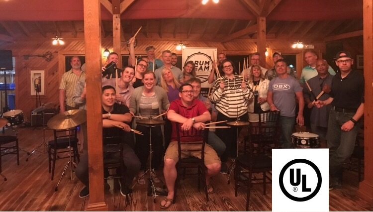 - Another great group from Underwriters Laboratory in the beautiful OBX!