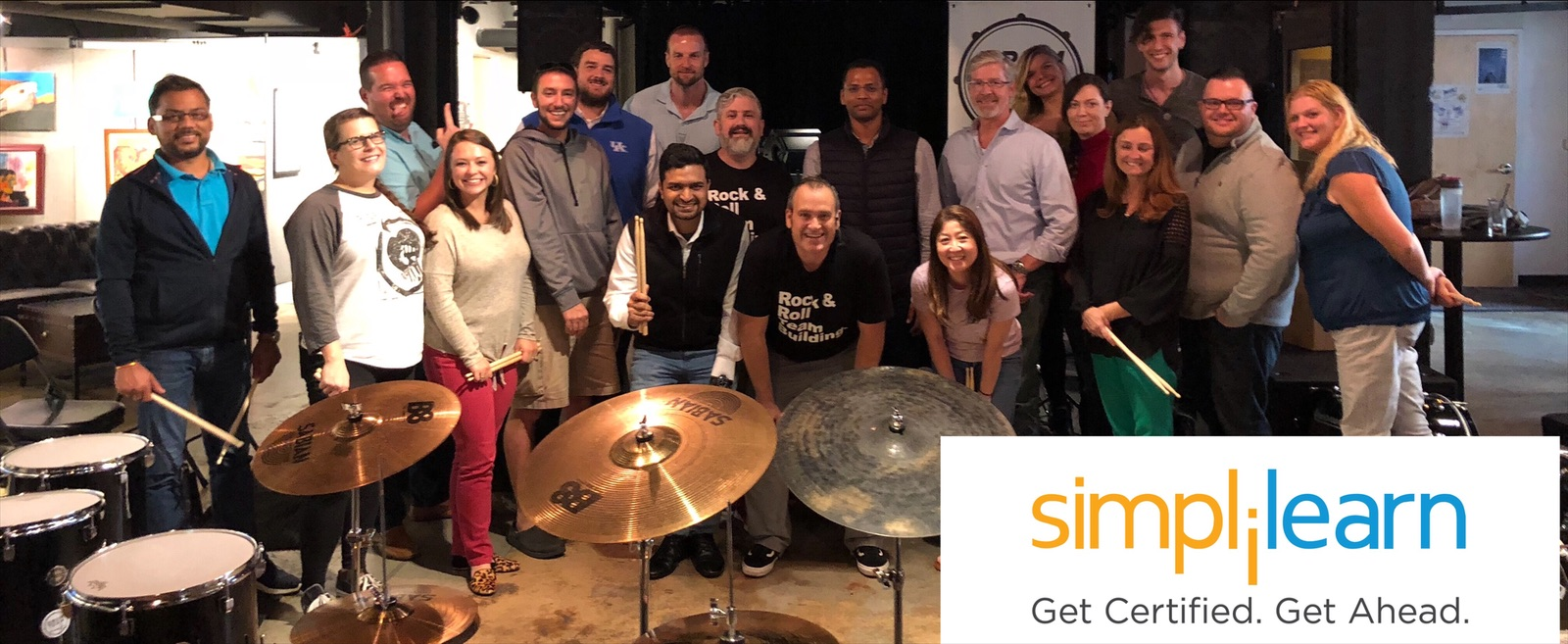 - Great energy from the sales team at Simlilearn!https://www.simplilearn.com/