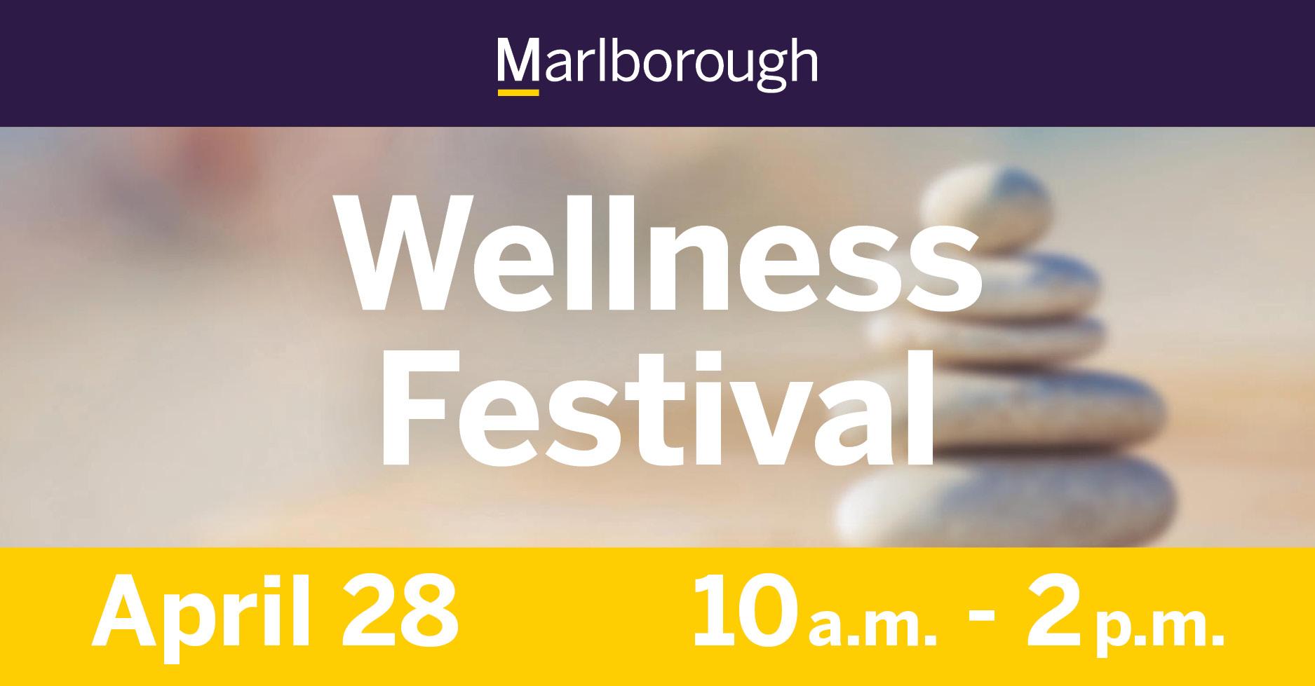 Marlborough and Balance Chestnut Hill Wellness Festival App