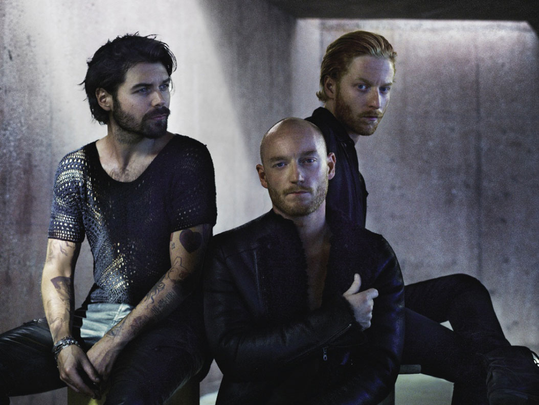 Biffy Clyro - Publicity Shot for 'Opposites'