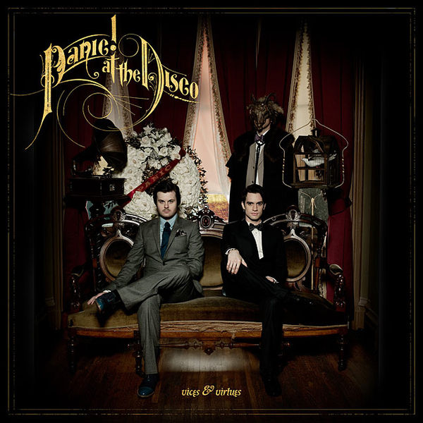 P!ATD emerge as a duo on their third album