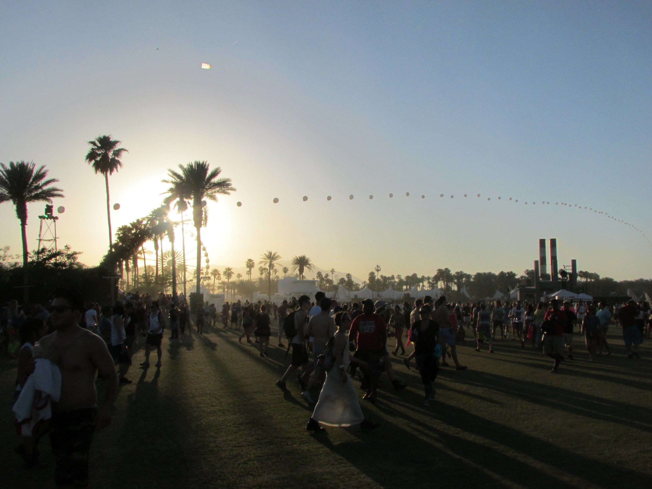 There's a place for everybody under the palm trees of Coachella