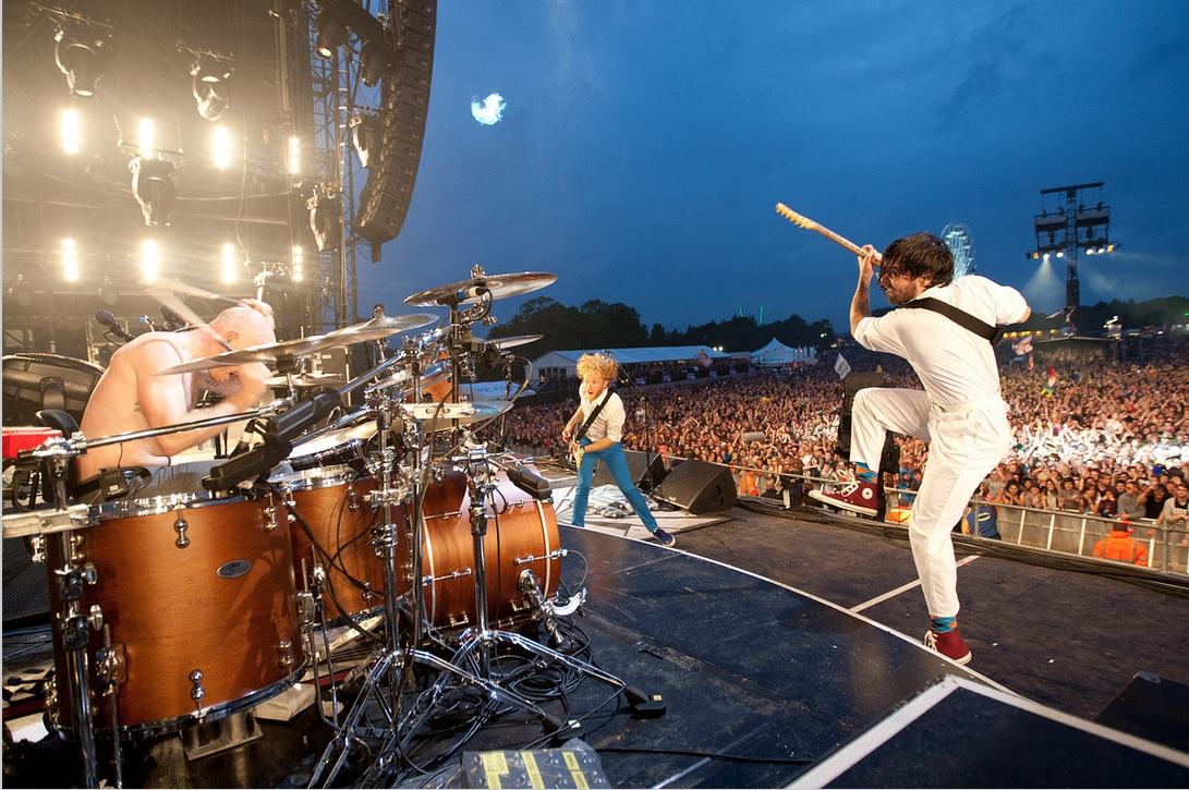 Biffy Clyro - Live at Isle of Wight 2012