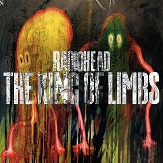 Album cover of  The King Of Limbs