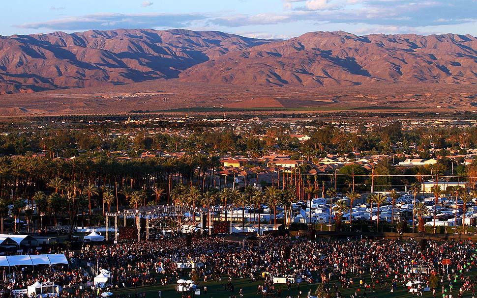 The Empire Polo Club – host to the Coachella Music Festival