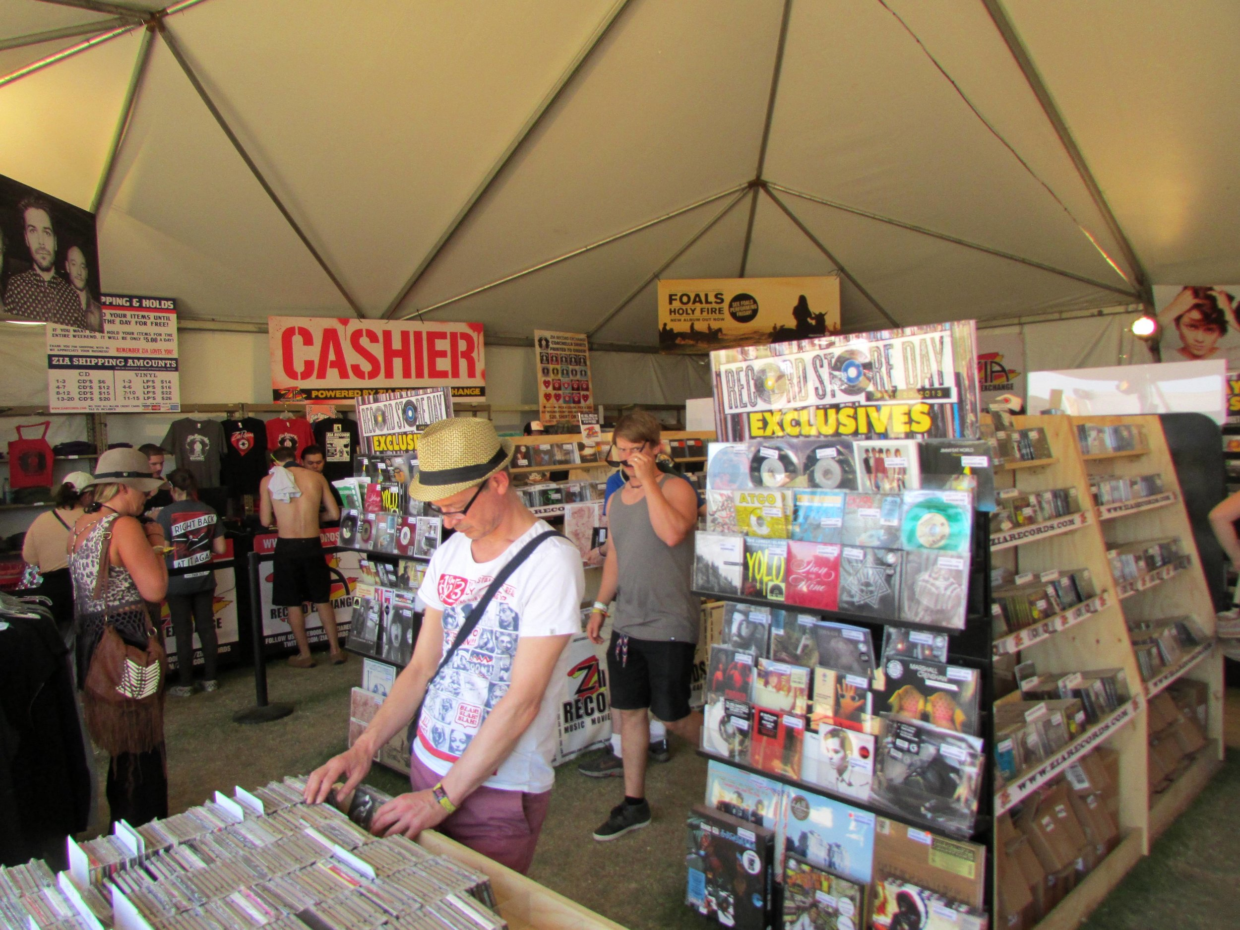 14 - Zia Records is a mecca for music junkies seeking to purchase their next fix.JPG