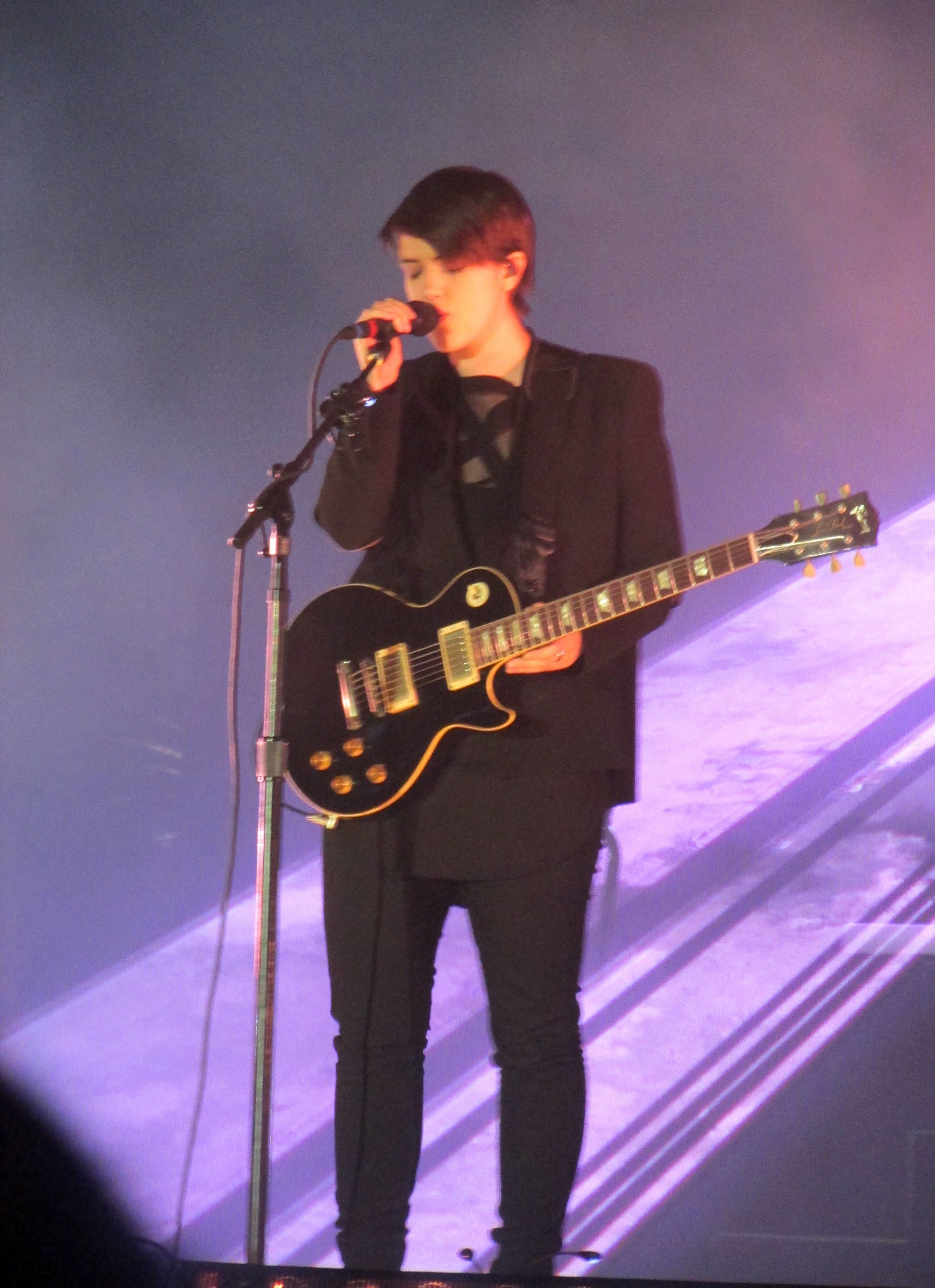 7 - Romy Madley Croft, guitarist and co-vocalist for The xx.JPG
