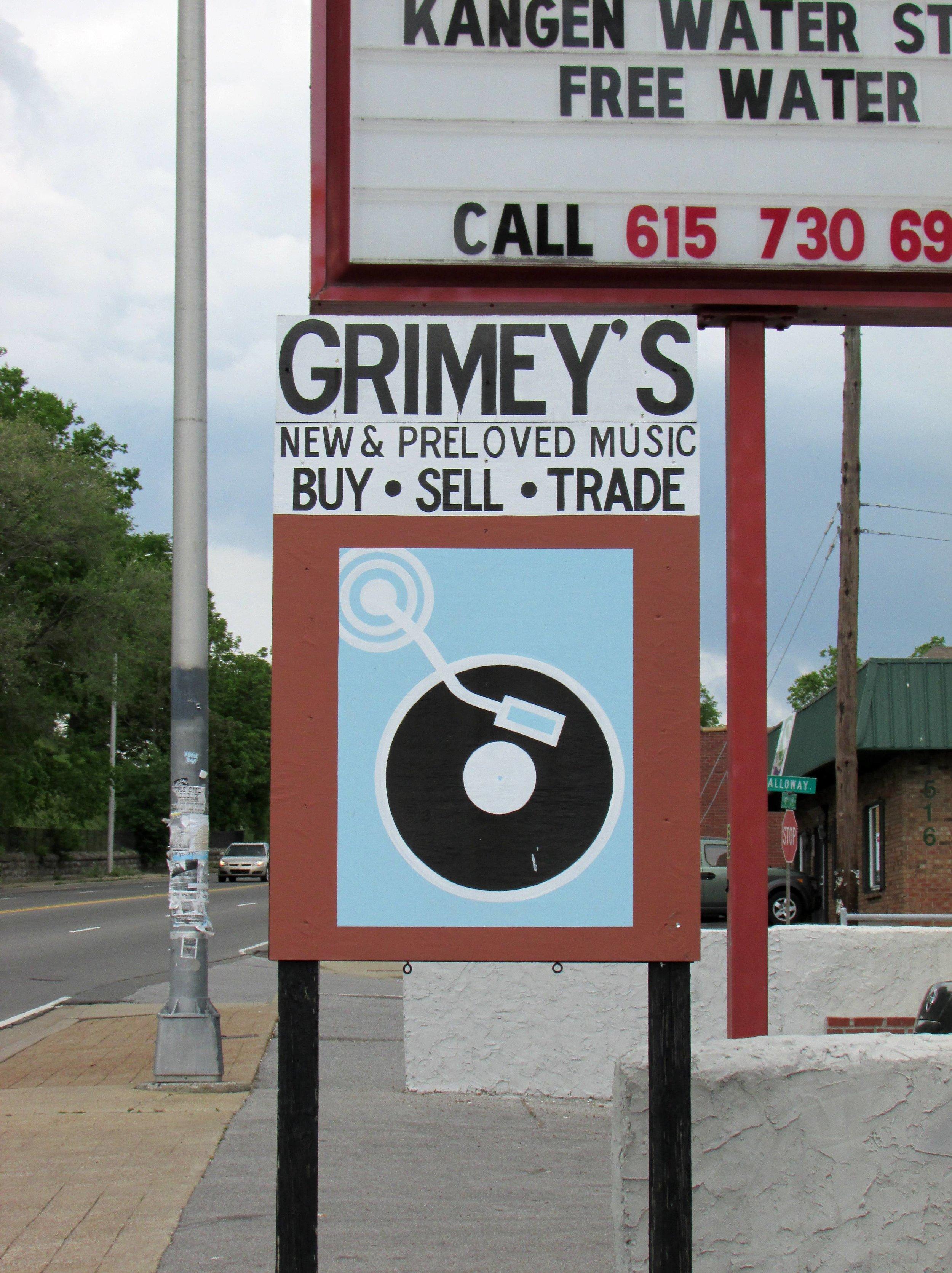 Grimey's New & Preloved Music, Nashville, Tennessee
