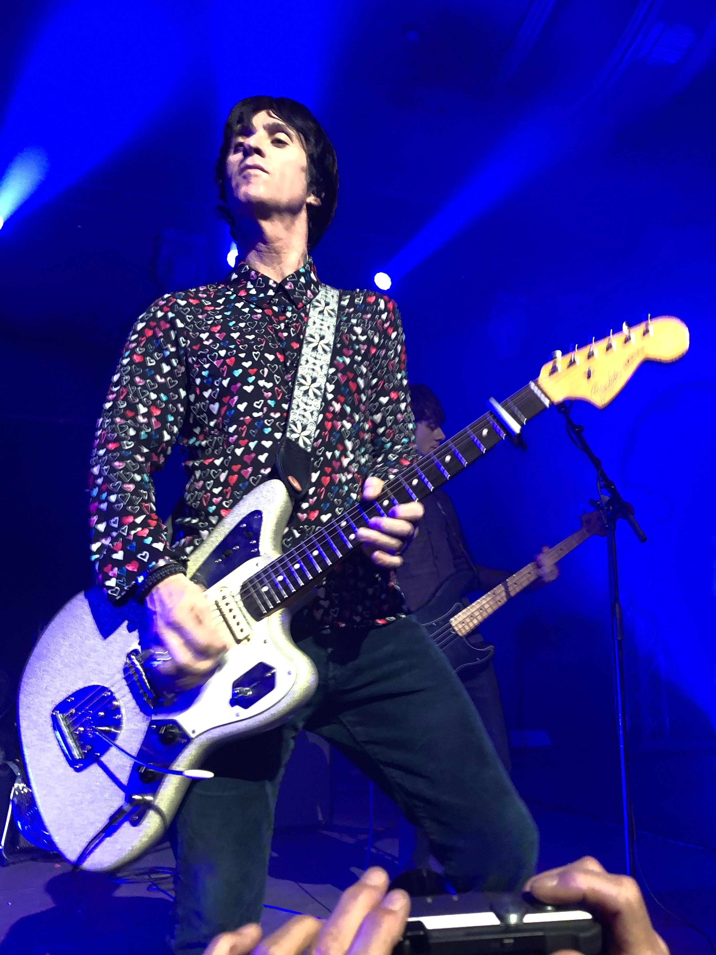 Johnny Marr - Live at EartH, London - 01.jpg