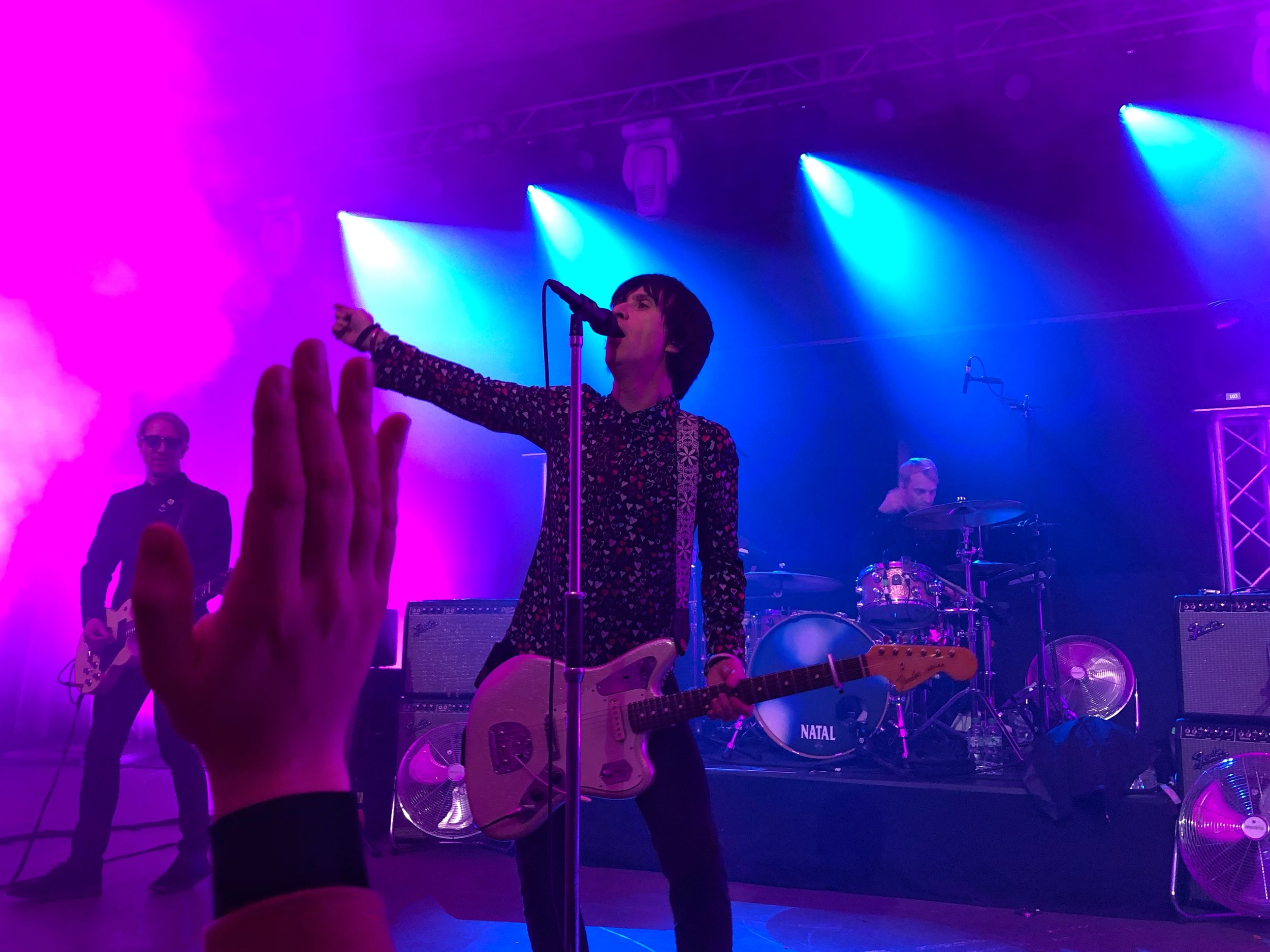 Johnny Marr - Live at EartH, London - 02.jpg