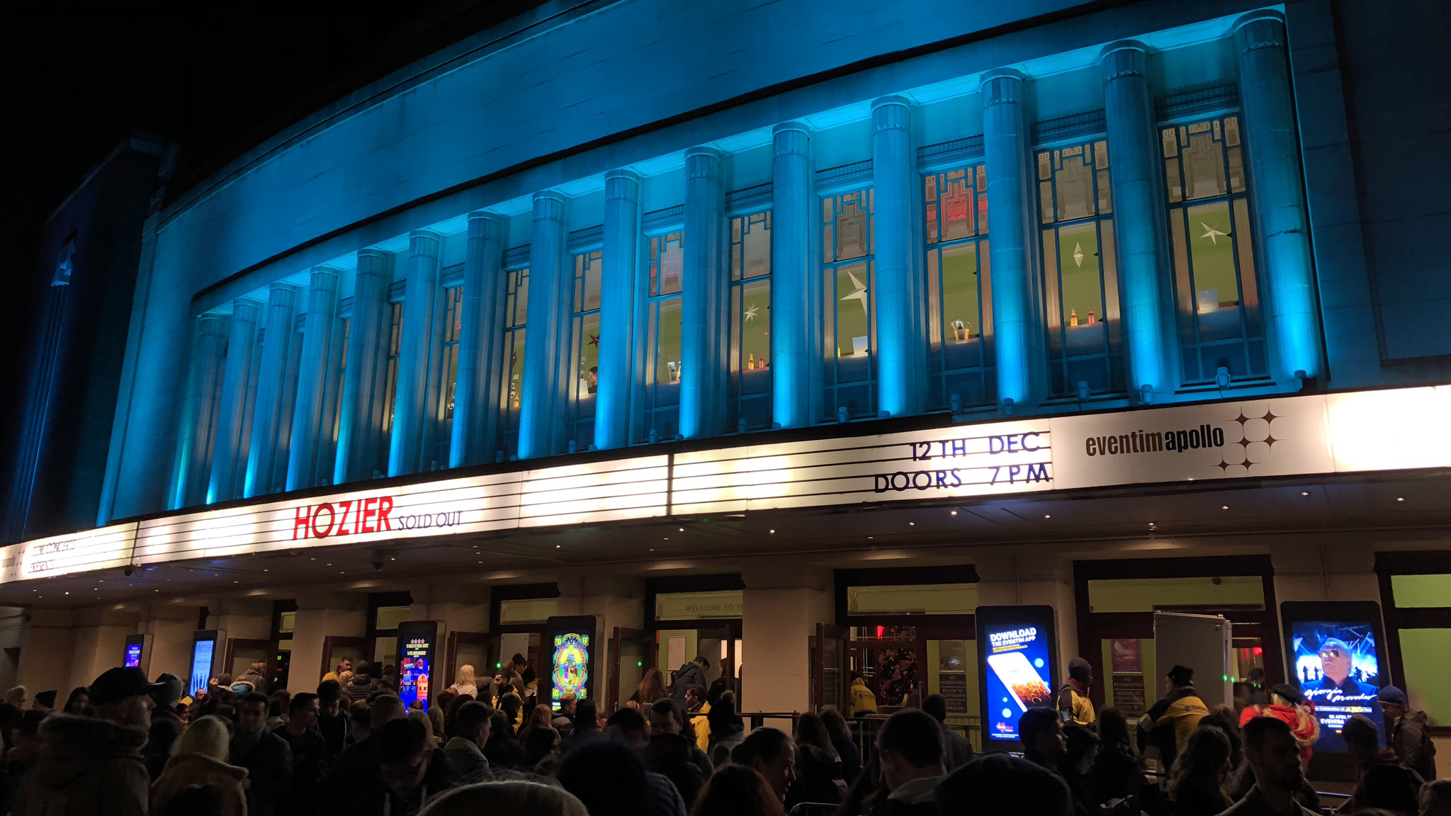 Hozier - Live at the Hammersmith Apollo (12-Dec-2018).jpeg
