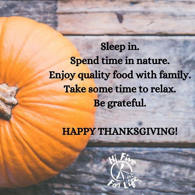 Happy Thanksgiving! 🎃 . . . #hifiveforlife #healthyroutine #tradition #thanksgiving #healthykids #kidstoronto #torontokids