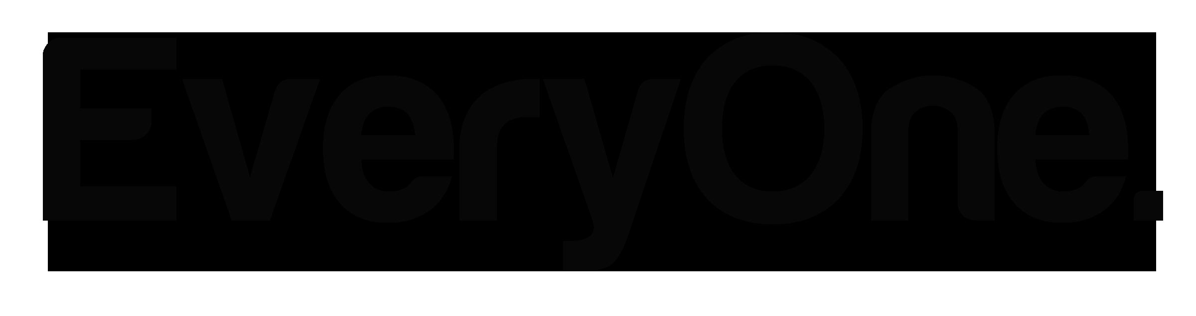EveryOne. logo