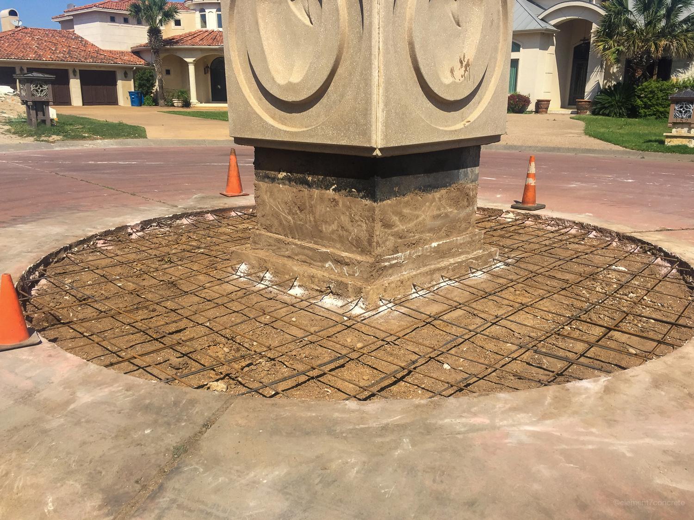 Concrete Form -
