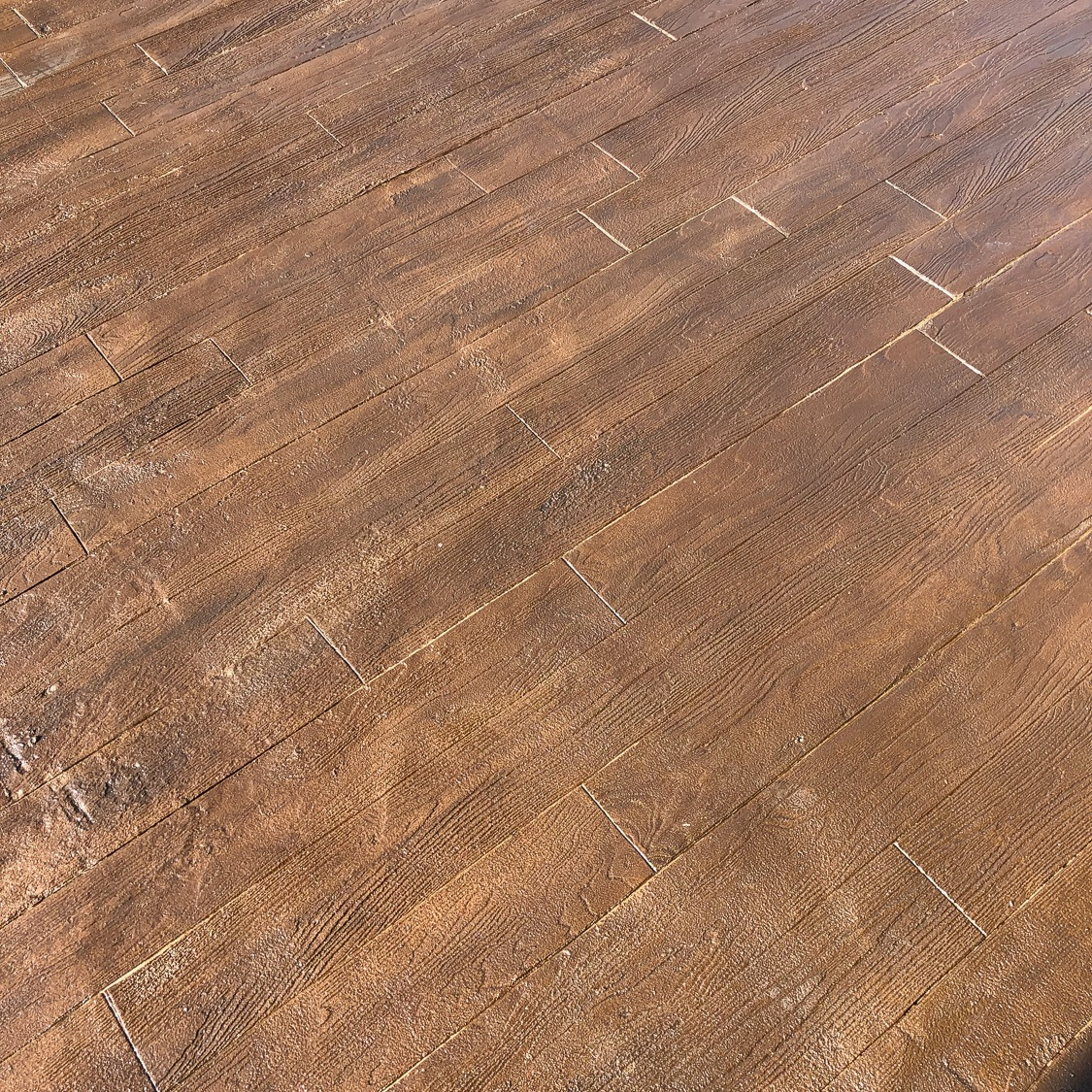 - Wet Weather WoesWe had an unusually wet Spring when this deck overlay was done.