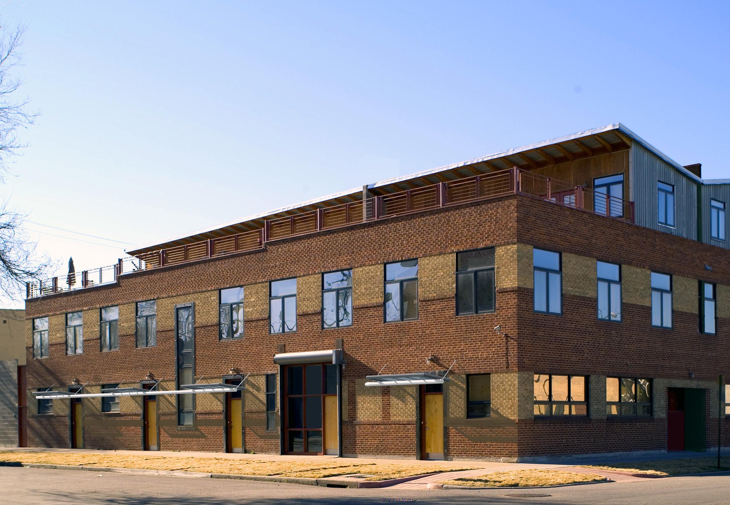 Furniture Factory Lofts