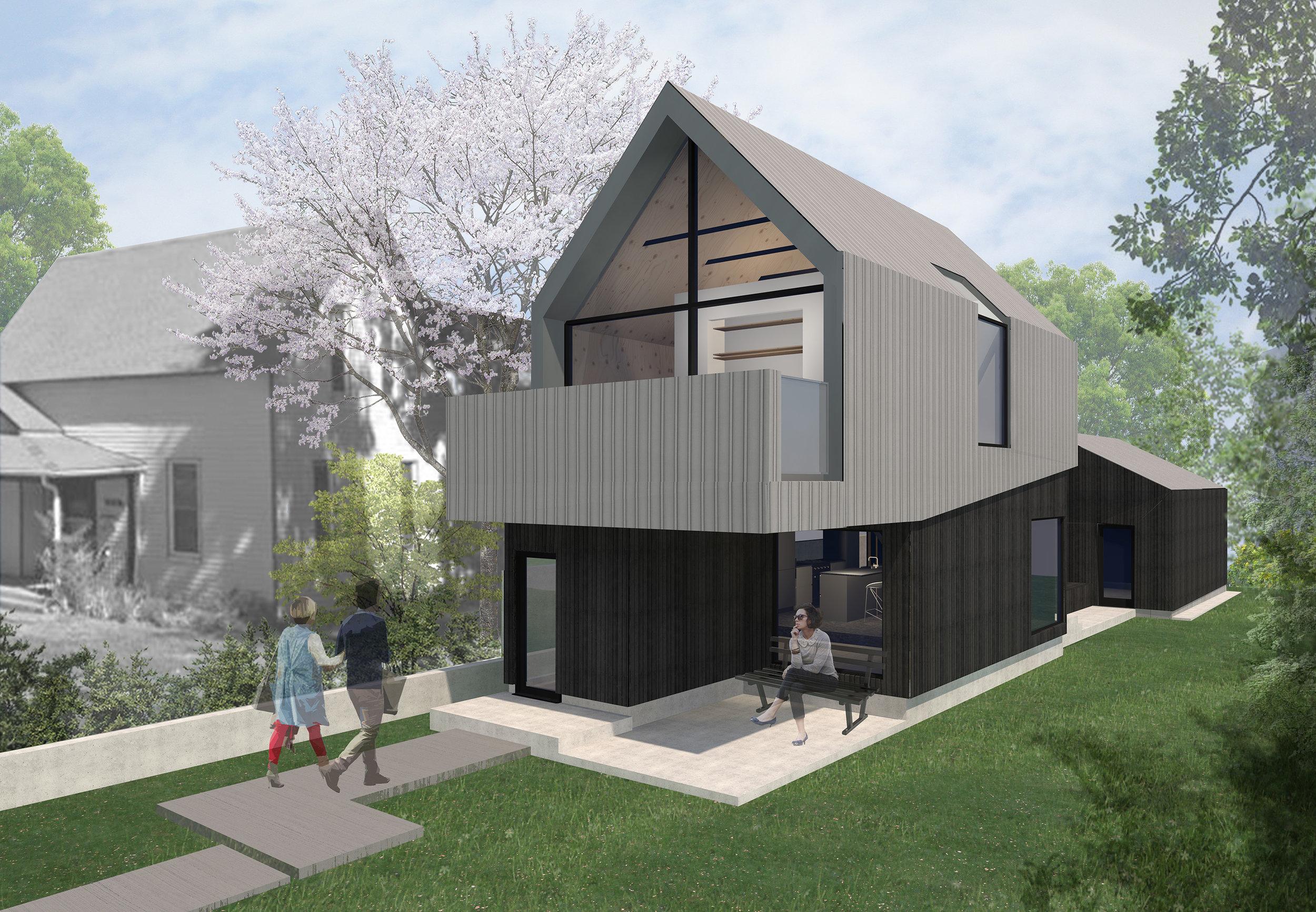 Modern Denver Residence
