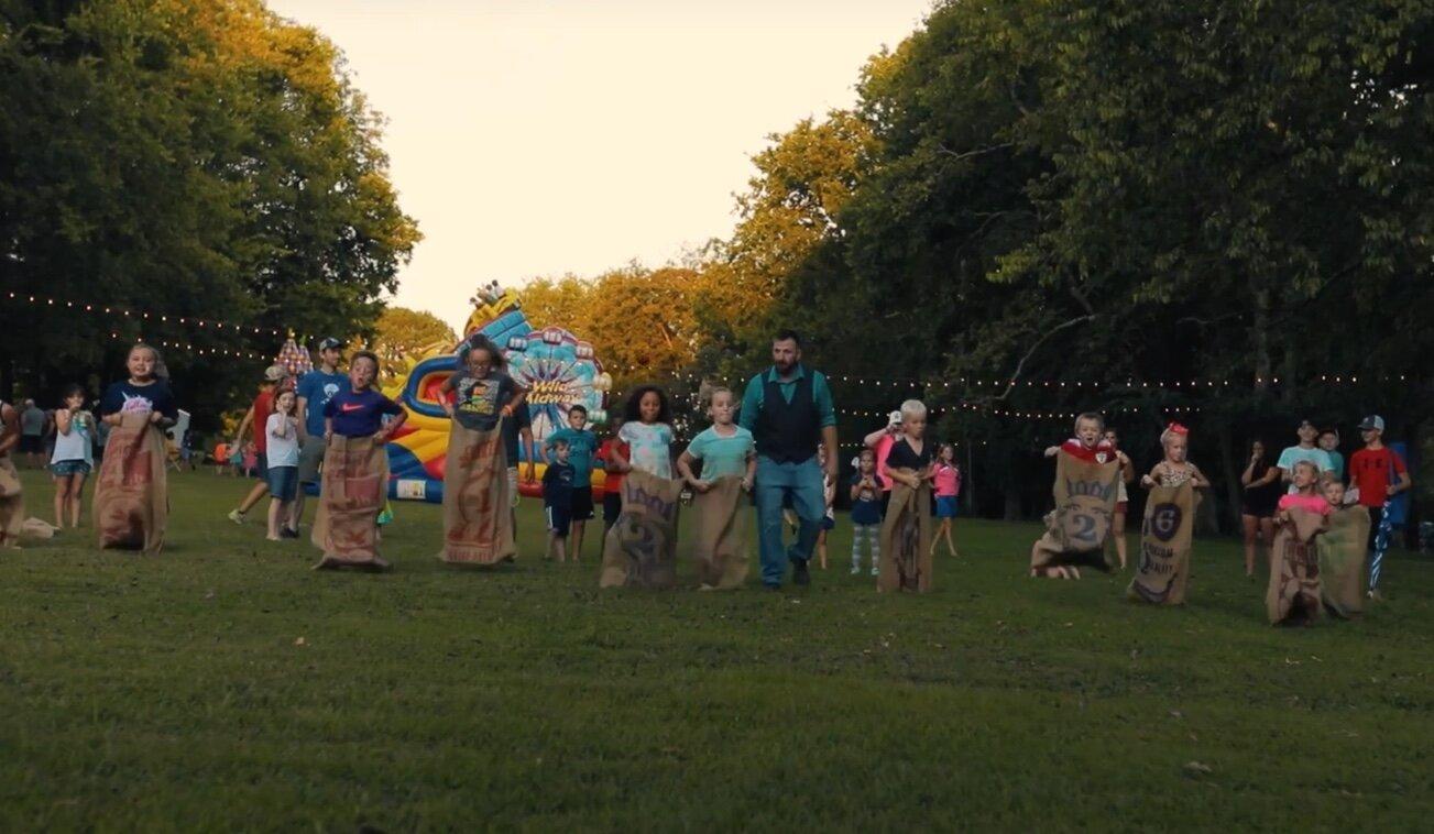 Fall Folk n' Bluegrass Fest — Historic Rock Castle