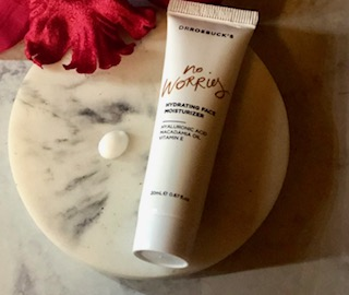 Texture of Hydrating Face Moisturizer