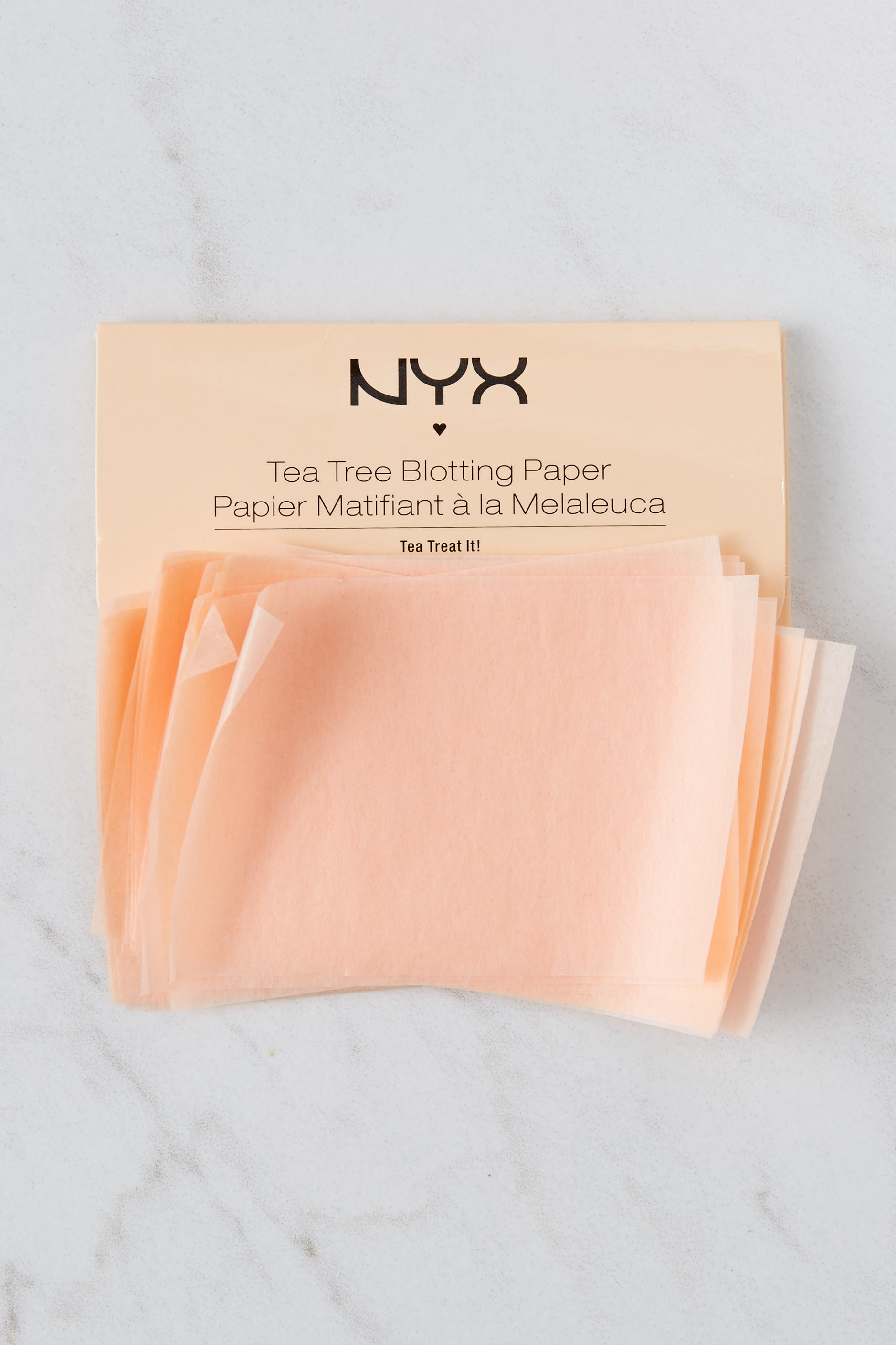 NYX Oil Blotting Sheets $6.00