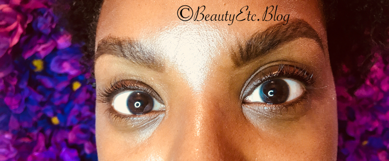 Before : Natural Lashes